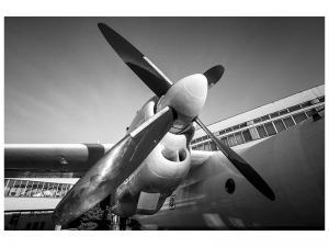 Ljudabsorberande tavla - Nostalgic Aircraft - SilentSwede