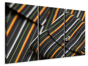 Ljuddämpande tavla - Fashion stripes - SilentSwede
