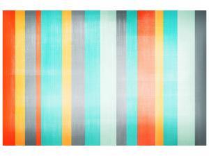 Ljudabsorberande tavla - Grunge Stripes - SilentSwede