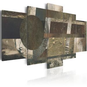 Ljuddämpande tavla - Treasures of Mars - SilentSwede