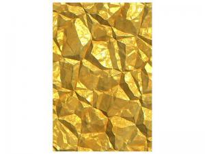 Ljudabsorberande tavla-Gold - SilentSwede