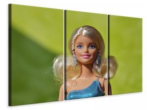 Ljuddämpande tavla - My favorite doll - SilentSwede