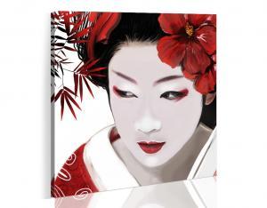 Ljuddämpande tavla - Japanese Geisha - SilentSwede