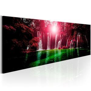 Ljuddämpande tavla - Ruby Waterfalls - SilentSwede