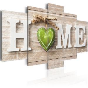 Ljuddämpande tavla - Home: Domestic Melody - SilentSwede
