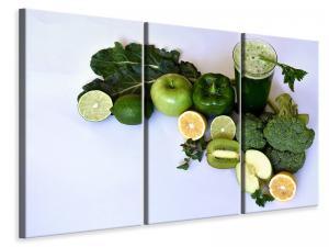 Ljuddämpande tavla - Green smoothie - SilentSwede