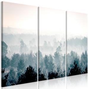 Ljuddämpande tavla - Winter Forest - SilentSwede