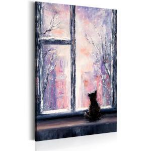 Ljuddämpande tavla - Cat's Stories - SilentSwede