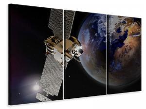 Ljuddämpande tavla - Mars mission - SilentSwede