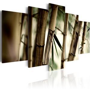 Ljuddämpande tavla - Asian bamboo forest - SilentSwede