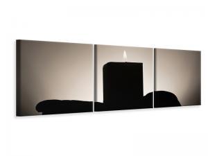 Ljuddämpande tavla - Aroma candle - SilentSwede