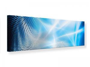 Ljudabsorberande panorama tavla - Laser - SilentSwede