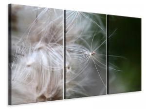Ljuddämpande tavla - Close up Flowers Fibers - SilentSwede