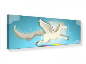 Ljudabsorberande panorama tavla - The Unicorn - SilentSwede