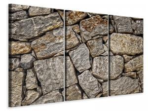 Ljuddämpande tavla - Giant stones - SilentSwede
