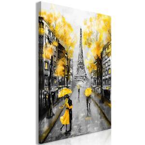 Ljuddämpande & ljudabsorberande tavla - Autumn in Paris - SilentSwede