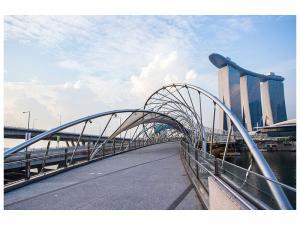 Ljudabsorberande tavla - Helix Bridge - SilentSwede