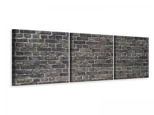 Ljuddämpande tavla - Dark clinker stones - SilentSwede