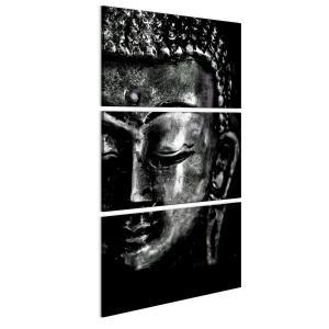 Ljuddämpande tavla - Grey Buddha - SilentSwede