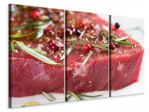 Ljuddämpande tavla - Raw meat - SilentSwede