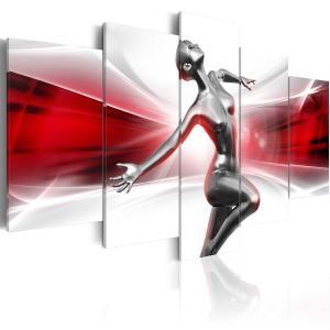 Ljuddämpande tavla - Dance of femininity - SilentSwede