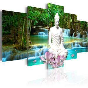 Ljuddämpande tavla - Zen Waterfall - SilentSwede