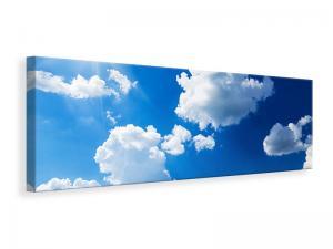 Ljuddämpande tavla - Sky Blue - SilentSwede
