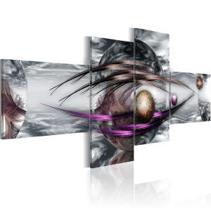Ljuddämpande tavla - Platinum planet - SilentSwede