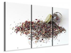 Ljuddämpande tavla - Herbal mix - SilentSwede