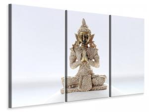 Ljuddämpande tavla - Sculpture of a buddha - SilentSwede