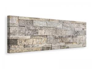 Ljuddämpande tavla - Elegant Stone Wall - SilentSwede