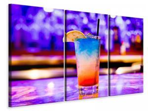 Ljuddämpande tavla - Colorful cocktail - SilentSwede