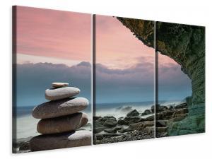 Ljuddämpande tavla - Zen buddhism - SilentSwede
