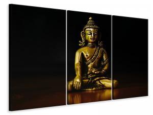 Ljuddämpande tavla - Temple buddha - SilentSwede