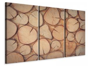 Ljuddämpande tavla - Wall trees - SilentSwede