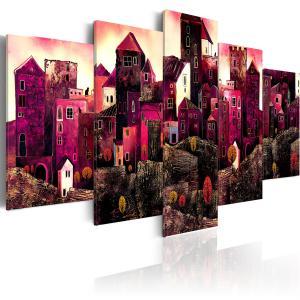 Ljuddämpande tavla - City of Dreams - SilentSwede