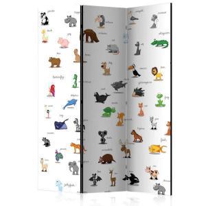 Rumsavdelare - animals (for children) - SilentSwede