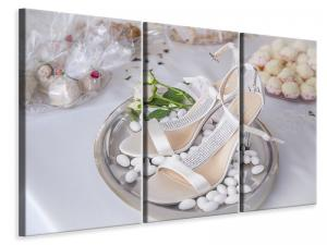 Ljuddämpande tavla - Almonds for the wedding - SilentSwede