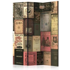 Rumsavdelare - Books of Paradise - SilentSwede