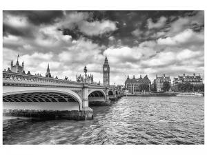 Ljudabsorberande tavla - Westminster Bridge - SilentSwede