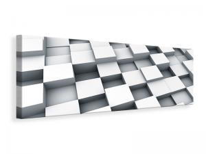 Ljuddämpande tavla - 3D Cube - SilentSwede