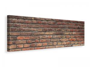 Ljuddämpande tavla - Brown Brick Wall - SilentSwede