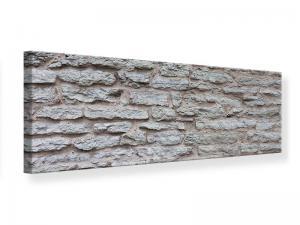 Ljudabsorberande panorama tavla - Stone Wall - SilentSwede