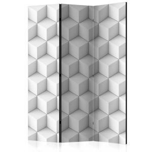 Rumsavdelare - Room divider - Cube I - SilentSwede