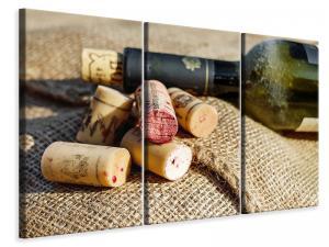 Ljuddämpande tavla - The wine corks - SilentSwede