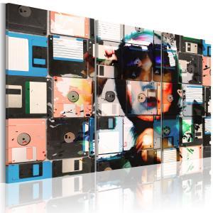 Ljuddämpande tavla - Memory snapshots - SilentSwede