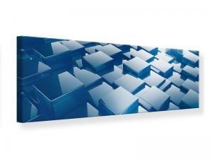 Ljudabsorberande tavla-3D-Cubes - SilentSwede