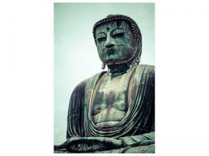 Ljudabsorberande tavla-Meditating Buddha - SilentSwede