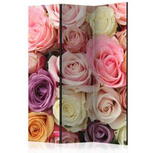 Rumsavdelare - Pastel roses - SilentSwede