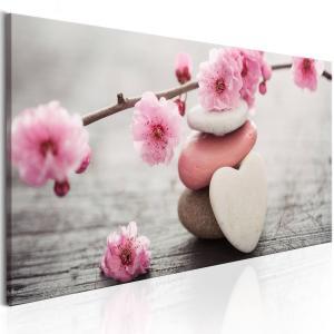 Ljuddämpande tavla - Zen: Cherry Blossoms IV - SilentSwede